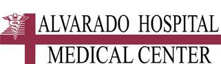 alvarado hospital logo